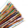 Colorful Cable - Stock Photo