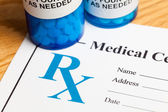 Lek na receptę — Zdjęcie stockowe