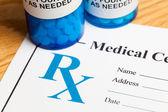 Medicina da prescrição — Foto Stock