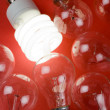 Light bulb — Stock Photo #9287513