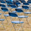 Folding Chair — Stock Photo #9287560