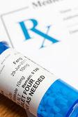 Medicina di prescrizione — Foto Stock