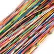 Stock Photo: Colorful Cable