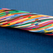 Colorful Cable — Stock Photo #9569890