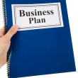 Business Plan — Stock Photo #9662408