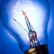 Foto Stock: Bright Light Bulb