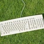 Computer Keyboard — Stock Photo