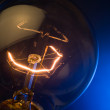 Bright Light Bulb — Stockfoto