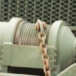Car Cable Winch - Foto Stock