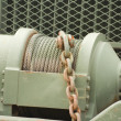 Car Cable Winch - Stockfoto