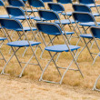 Folding Chair — Stock Photo #9927326