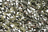 Camouflage Netting — Stock Photo