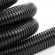 Stock Photo: Corrugated Tube