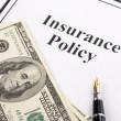 póliza de seguro — Foto de Stock