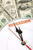 Economic Recession — Stock Photo
