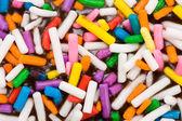 Kropi cukierki na pączka — Zdjęcie stockowe