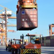 Container terminal — Stock Photo #8463302