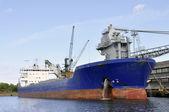 Nave cargo — Foto Stock