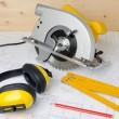 Construction tools — Stock Photo #9075664