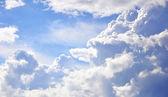 Un cielo azul — Foto de Stock