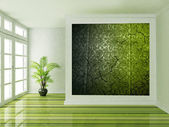 Design interiéru scéna — Stock fotografie