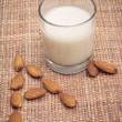 Almond Milk Letter - Photo