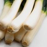 Green onion — Stock Photo