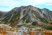 Autumn Mt.Tateyama — Stock Photo