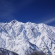 Stock Photo: Mt. Goryudake, Nagano Japan