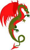 Dragon — Stock Vector