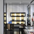 Stock Photo: Interior of modern boutique store