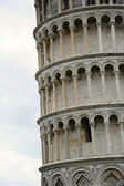 The leaning Tower in Pisa — Stock Photo