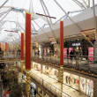 Interior of a shopping mall — Stock Photo #8232668