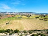 Fields at Cuenca — Stock Photo