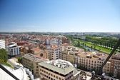 View of Lleida city — Stock Photo
