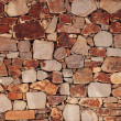 Stone wall — Stock Photo #8025207