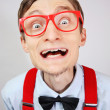Funny guy — Stock Photo #8660448