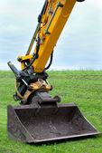 Excavator bucket — Stock Photo