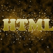 Html css — Stock Photo