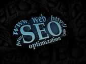 Seo web — Foto Stock