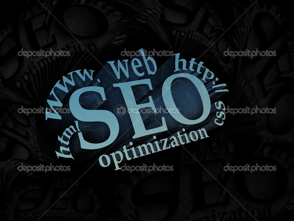 Seo website optimization — Stock Photo #10530386