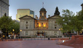 Pioneer Square Courthouse, Portland OR. — Stock Photo