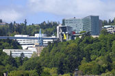 Oregon Health & Science University. — Stock Photo