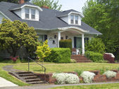 A large house, Gresham OR. — Stock Photo
