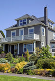 Residential house, Portland OR. — Stock Photo