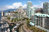 South Vancouver BC Canada. — Stock Photo