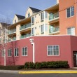 Condominiums in Portland Oregon. — Stock Photo #9406162