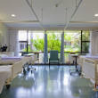 Stock Photo: Hospital ward