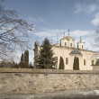 Stock Photo: Barboi orthodox church from Iasi, Romania