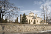 Barboi orthodox church from Iasi, Romania — Stock Photo